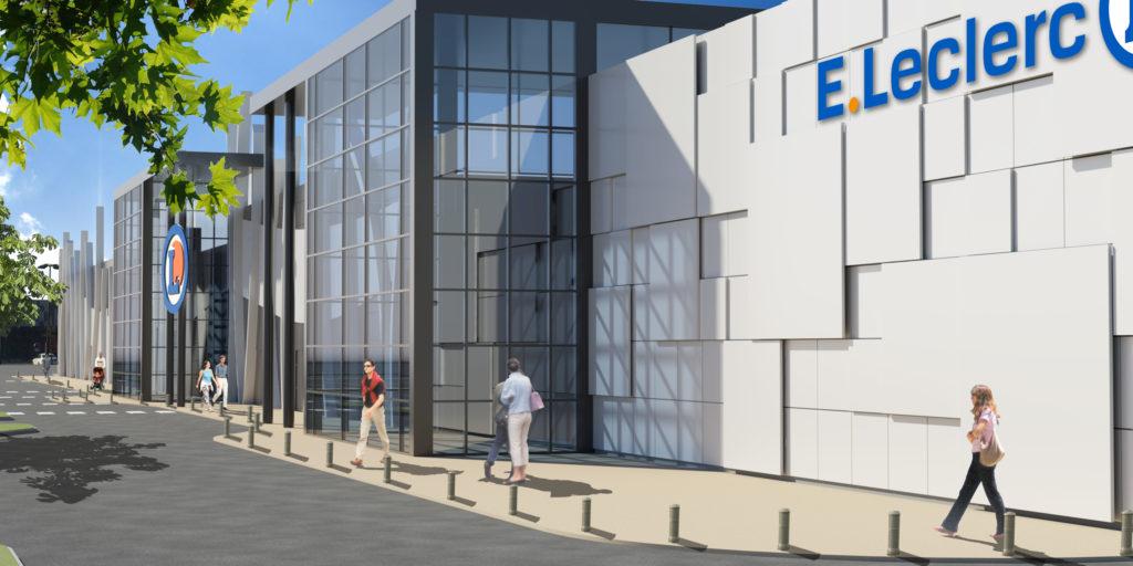 Hypermarché E.Leclerc Etalondes